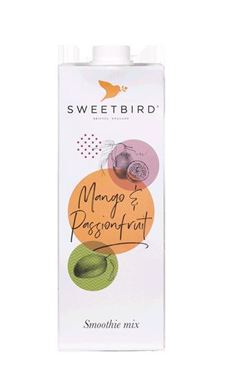 Mango Passionfruit Smoothie