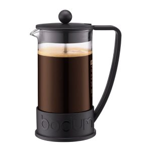 Bodum Brazil French Press Coffee Maker 8cup Black