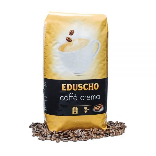 Tchibo Eduscho Caffe Crema Beans 1kg