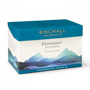 Birchall Peppermint Prism Tea Bags
