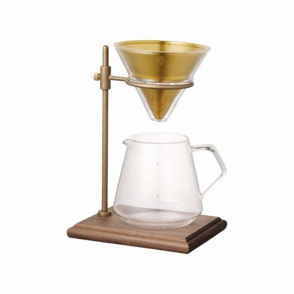 Kinto Brewer Stand Set 4 Cups