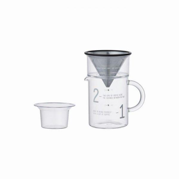 Kinto Coffee Jug Set 300ml 3