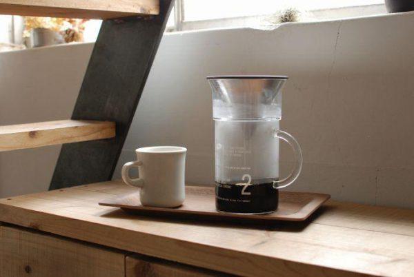 Kinto Coffee Jug Set 600ml 1