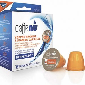 nucaffe cleaning capsules