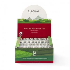 birchall 100 english breakfast tea