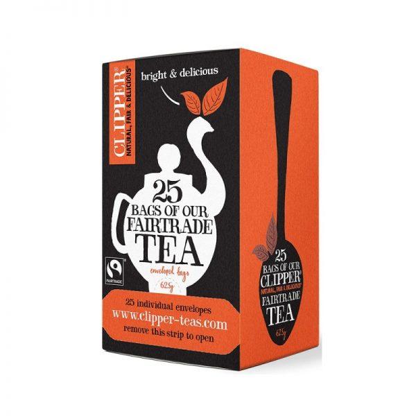 clipper everyday fairtrade tea
