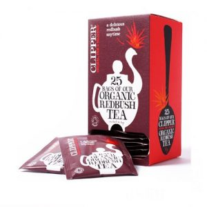 clipper redbush organic tea