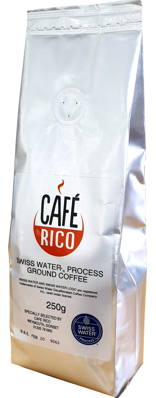 Swiss Water Decaf 250g