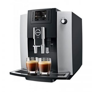 jura home coffee machine e6