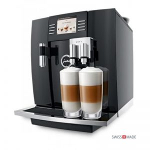 jura coffee machine giga5 black