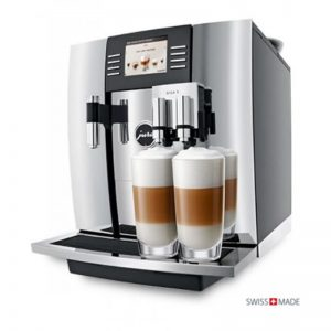 jura coffee machine giga5 chrome