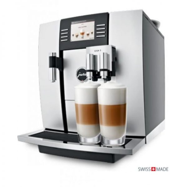 jura coffee machine giga5 silver