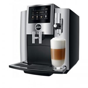 jura coffee machine s8 chrome