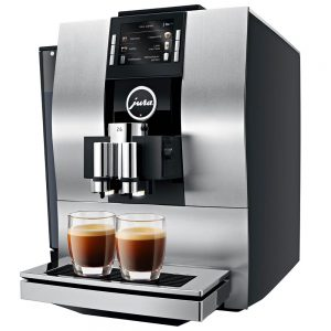 jura coffee machine z6
